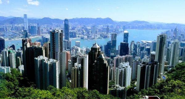 Hong Kong – mesto svetových superlatívov