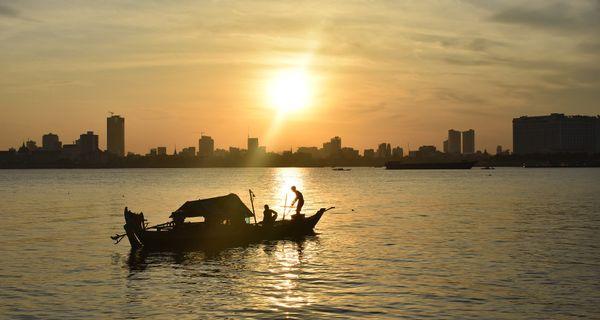 Phnom Penh – perla francúzskej Indočíny