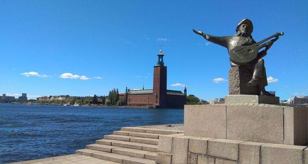 Štokholm - severská kráska, pretkaná 57 mostami