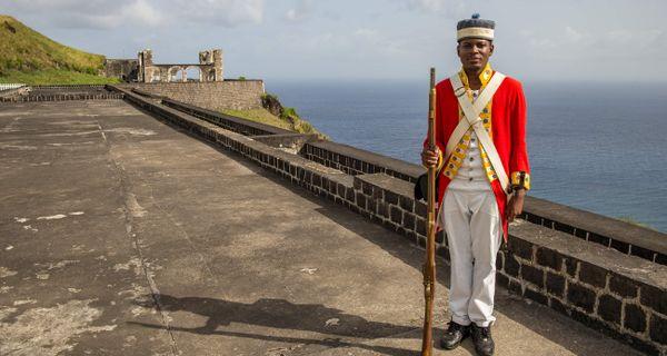 Svätý Krištof a Nevis - ostrovy plné cukrovej histórie