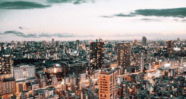 Tokio - gigant, ktorý vstal z popola