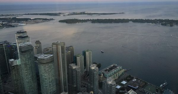 Toronto a Niagary - poklady provincie Ontário