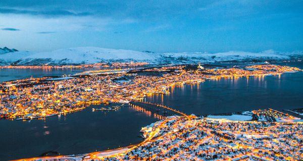 Zimná prehliadka Tromso - Paríža severu