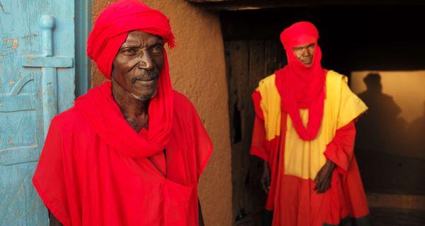 Afrika – príbehy zdomova
