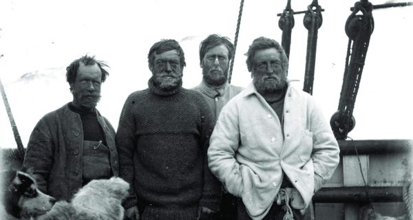Po stopách najväčšieho polárneho dobrodruha