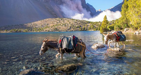 Rozprávkovou krajinou zabudnutého Tadžikistanu