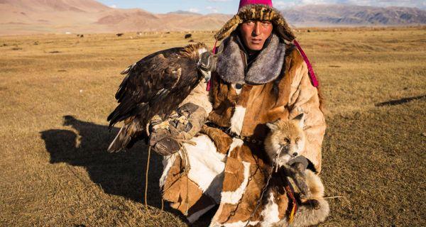 Za orlími lovcami