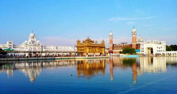 Amritsar, domov sikhizmu
