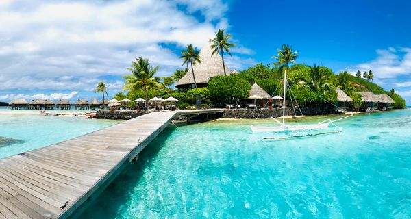 Bora Bora - kúsok od raja
