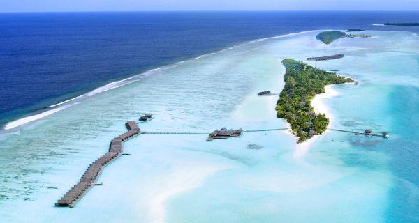 Hotel LUX South Ari Atoll Maledivy