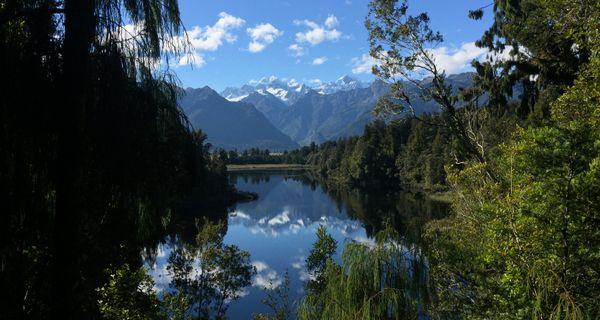 Najkrajšia časť Nového Zélandu