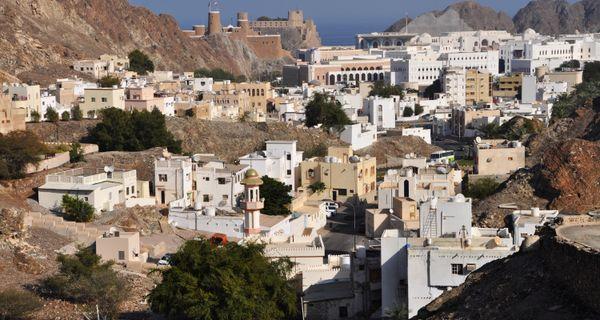 Ománsky Muscat s vôňou kadidla