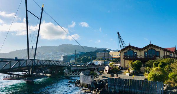 Wellington – najjužnejšia metropola sveta