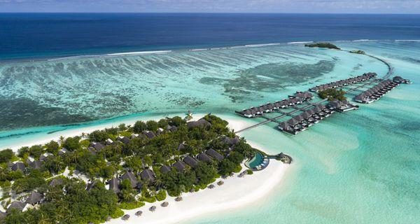Najlepšie hotely sveta: Four Seasons Kuda Huraa