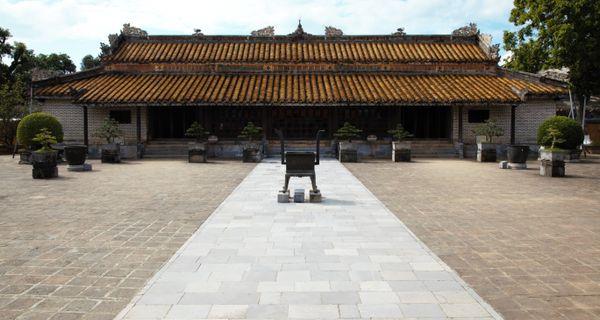 Hue - imperiálna citadela Vietnamu