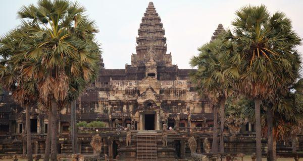Najslávnejší Angkor