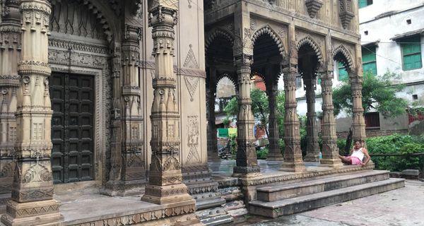 Varanasi - najposvätnejšie mesto Indie