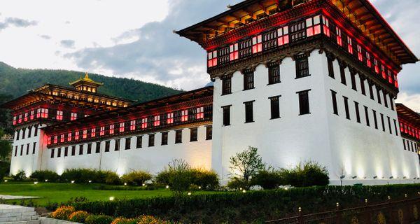 Thimphu – najvyššie položená ázijská metropola