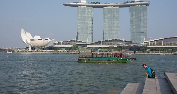 Singapur – drobný diamant na juhu Ázie
