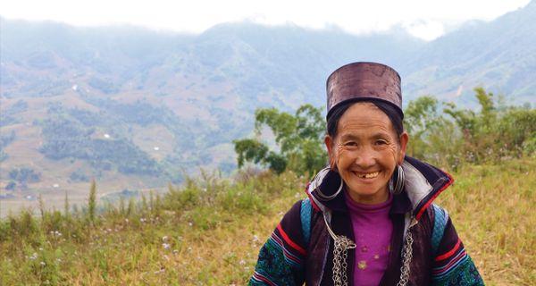 Putovanie po severe Vietnamu