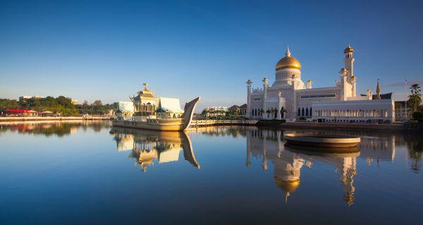 Bandar Seri Begawan - Prekvapenie Bruneja
