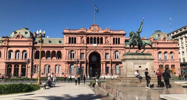 Deň v Buenos Aires