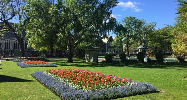 Záhradné mesto Christchurch