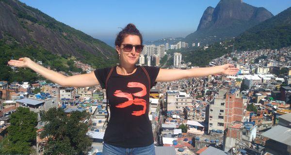 Rio de Janeiro - deň v meste bohov