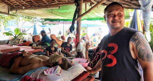 Do Thajska na thajskú masáž