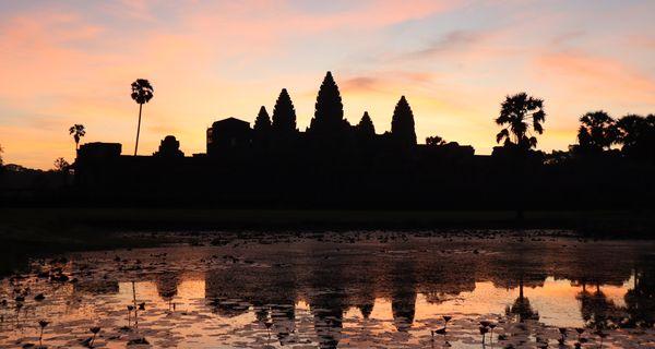 Kambodža - láska na prvý pohľad