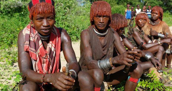 Etiópsky Ježiš je o 7 rokov mladší než náš