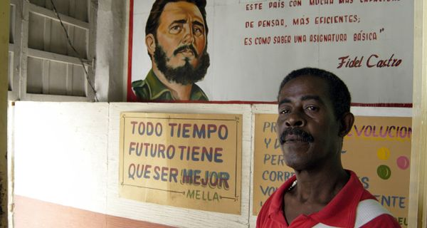 Castrovci na Kube skončili