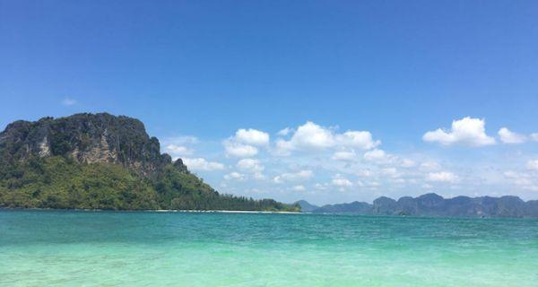 Thajsko - najkrajšie more Ázie