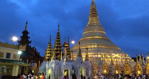 Rangún - najšarmantnejšia metropola Ázie
