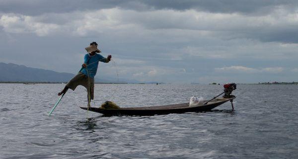 Jazero Inle - prehliadka