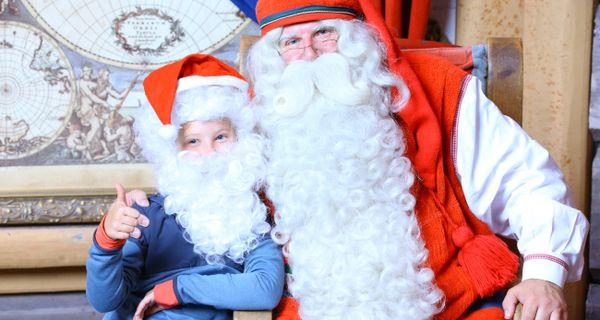 Hľadá sa Santa!