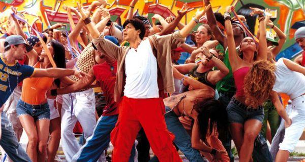 Indický Bollywood