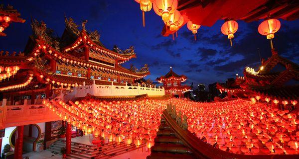 Čínsky nový rok