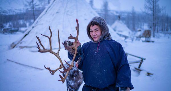 Expedícia Sibír - po stopách Samojedov