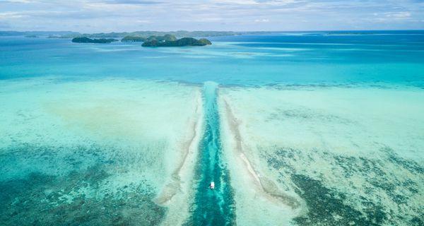 Dvadsať najkrajších pláží sveta