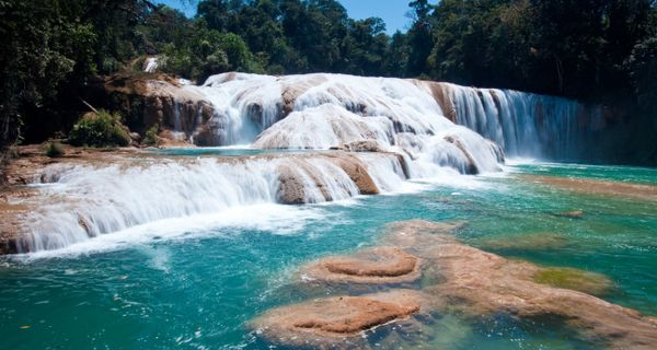 Indiánske kúzlo Chiapasu