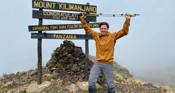 Kilimandžáro - neuveriteľné dobrodružstvo