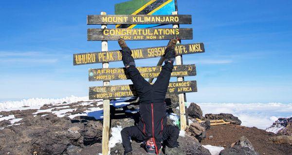 Ako trénovať na Kilimandžáro