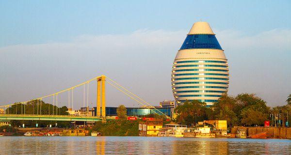 Khartoum - mierumilovné hlavné mesto Sudánu