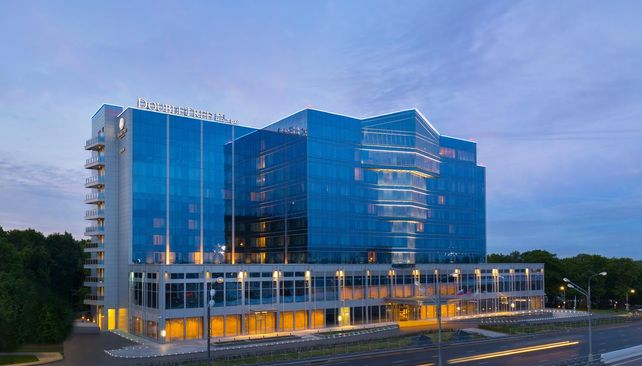 DoubleTree by Hilton Hotel Moscow - Vnukovo Airport