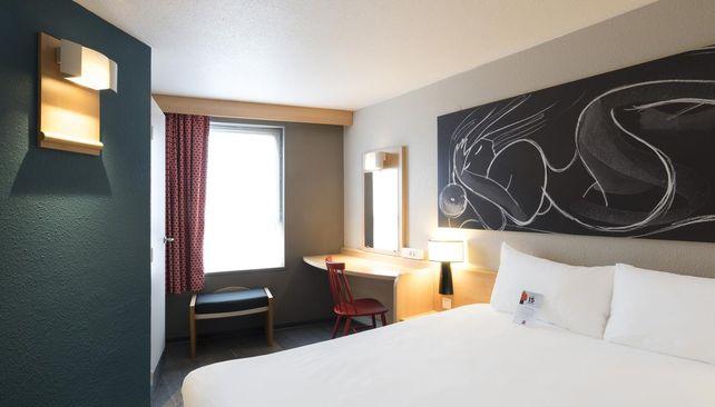 ibis Reims Centre Hotel