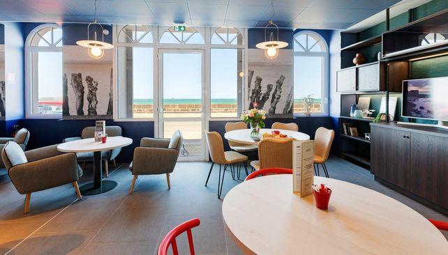 ibis Saint Malo Plage Hotel