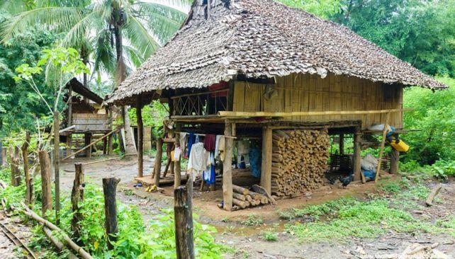 Karenské dediny počas treku