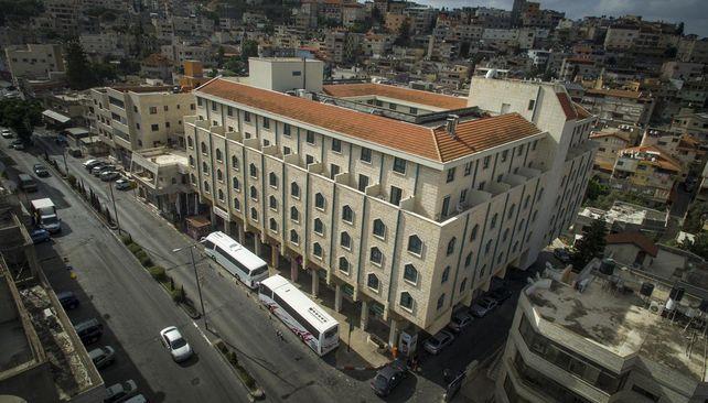 Mary's Well hotel Nazareth