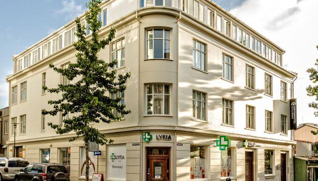 Center Hotel Skjaldbreid